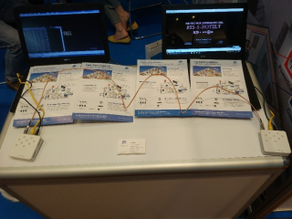 Attending CommunicAsia provided an opportunity for me to explain how G.hn technology works, while highlighting the advantages of using it as a reliable backbone for smart home networking.